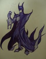 Batman Ballpoint by Gumshorts