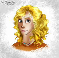 The Wise Girl by TheCarmiBug