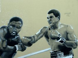 Thrilla In Manilla by Jon-Wyatt