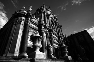 Church of Ages 2 by erikbarker