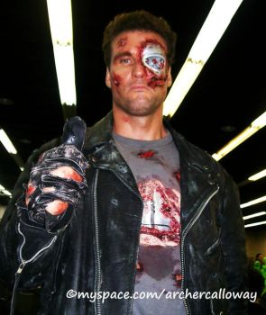 The Real Terminator by Archercalloway