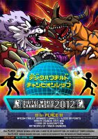 DWC 2012 - Promotion Poster by Rhydon