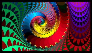 Spiral Colors. by heyday93