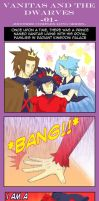 Vanitas and the Dwarves_01 by Kidkun