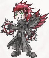 Axel by NightmareOblivion