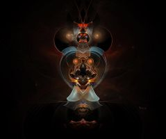 The Heart Totem by cdka
