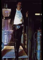 Han Solo Aboard by DayDreamOrNightmare