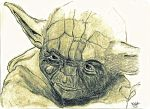 Yoda by NDLMongoose