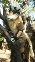 muze in a tree by LilleahWest
