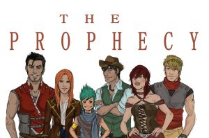 Cast The Prophecy 2! by Debby1996