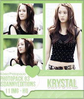 Krystal (F(x)) - PHOTOPACK#03 by JeffvinyTwilight