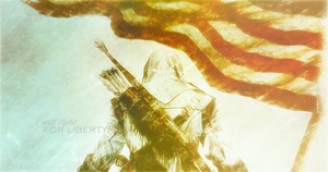 Assassin's Creed 3 Large GFX Art by sweet5050