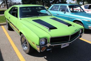 Big Bad Green SST by KyleAndTheClassics