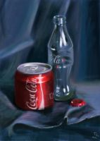 Coca Cola by TinaGrey