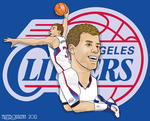 Vector - Blake Griffin by MattBowring