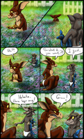 In an other world at a different time Page1 by StanHoneyThief