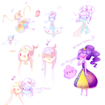 Melody + Soap Dump LSP by Yamio