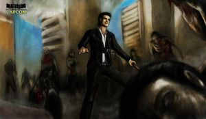 DeadRising V.1 by NaaN-AnA