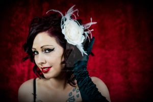 Burlesque by Iscariot-Photography