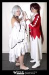 cosplay pandora hearts alice and abyss by miichaelis
