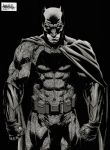 Batman Ben Affleck by garnabiuth