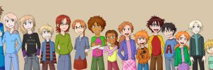 HP: Generation Freckle by demonoflight