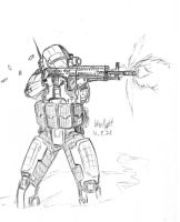 halo spartan2 by bluelightt