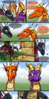 The Guardians pg 21 by DragonCid