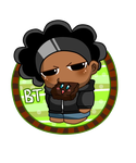 Brownie Theif Logo by jazzy2cool