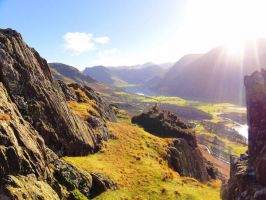 Rannerdale Knotts Fells by SAMBENNETT123