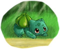 bulbasaur by Mad-Stalker