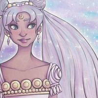 Neo Queen Serenity by tangled-beasties