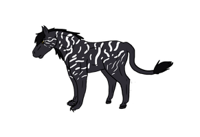 Leoquine Import 9/ Stripes mutation example by XTwilight-SerenityX
