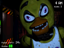Chica? You ok? by FreddyTheFazbear