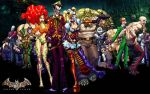 Arkham Asylum Rogues by BritTheMighty