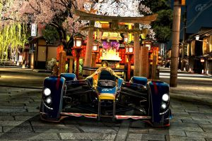 REDBULL X1 in Japan GT5 by whendt