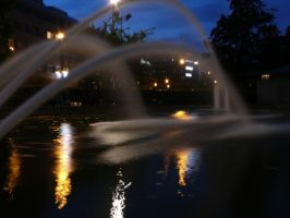 Night Water by duleantovi