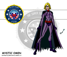 The Mystic Omen, Revised by skywarp-2