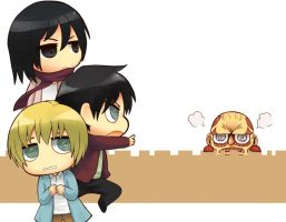 Shingeki no Kawaii by Aonik