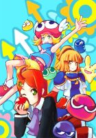 Puyo Puyo 7 by bloodink6