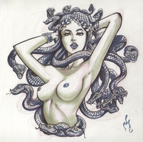 Medusa A by MrTuRn
