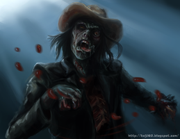 Dross zombi Reloaded by kaji02