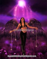 Goth Angel by kathygold