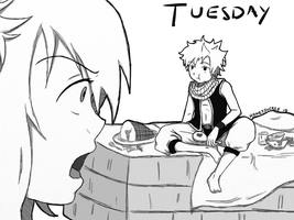 NaLu Tuesday by hAppi-IN-A-poNcho