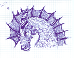 Dragon of Math xD by SneakingSniper
