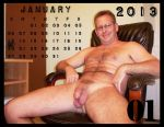 Jan 2013 Calendar by UrSoMaC