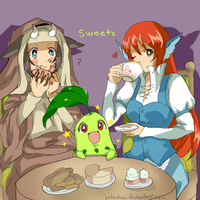PP: sweets by Betachan
