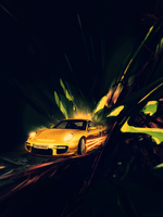 The Need for Speed by Senthrax