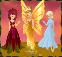 Female Fairy Ministers by CartoonNetworkgal