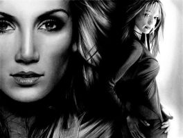 Delta Goodrem by JCKarlo